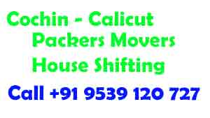Ernakulam to calicut Movers