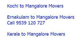 Kerala bangalore moving company