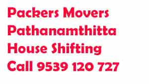 packers movers pathanamthitta