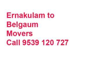 cochin to Belgaum movers