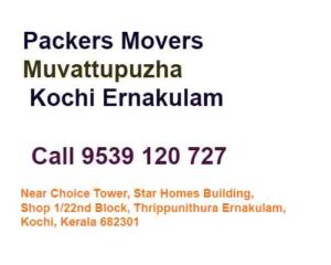 Muvattupuzha Packers movers