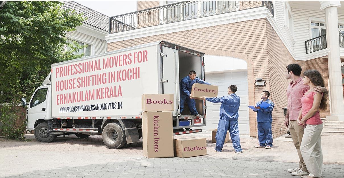 House shifting Kochi Ernakulam and packers movers kerala website