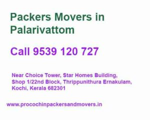 movers in Palarivattom