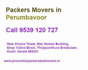 Perumbavoor movers and packers