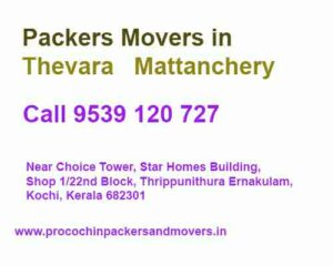 Thevara Mattancherypackers and movers