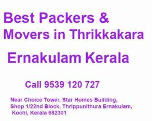 Thrikkakara movers and packers