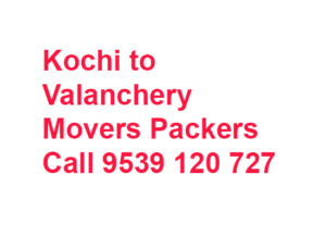 Valanchery packers movers