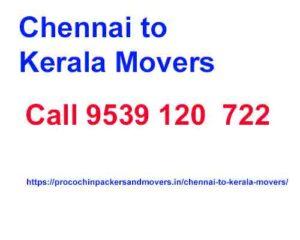 chennai to kerala movers