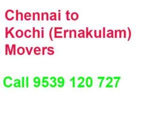 chennai to kochi house shifting