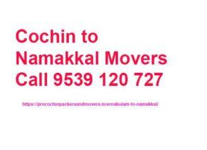 namakkal movers